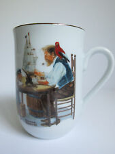 Set of 4 Norman Rockwell Coffee Mugs The Norman Rockwell Museum