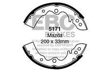 5171 EBC Rear Brake Shoes for MAZDA 1000 1300 323 Cosmo (110S) R100