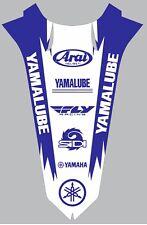 Rear fender Graphic YAMAHA GRAPHICS  YZ 250 YZ250 2015 2016 2017 2018 2019 2020
