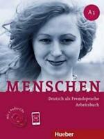 Menschen A1, Arbeitsbuch, HUEBER scuola, codice:9783191119010