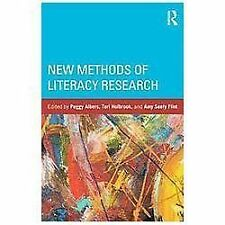 New Methods of Literacy Research (2013, Paperback)
