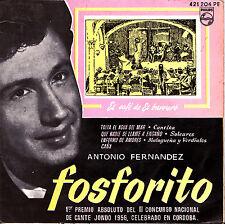 FOSFORITO- TOITA EL AGUA DEL MAR + QUE NADIE SE LLAME A ENGAÑO + ENFERMO DE AMOR
