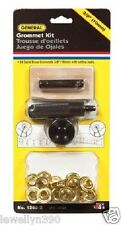 "General Tools 3/8"" Grommet Fastening KIT #71262  NEW!"