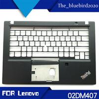 FOR Lenovo Thinkpad T490s T495s C Shell Palm Rest with Fingerprint Hole 02DM407