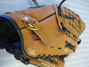 "Mizuno Power Close Prospect 10.5"" RHT Leather Baseball Glove GPP1050Y1 Youth"