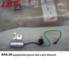 CONDENSATEUR ALLUMAGE pour allumeur 4430134 FIAT RITMO 65CV et 75 CH - 9935785