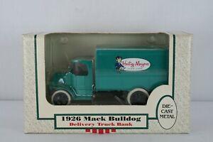 Heilig Meyers Truck Bank, 1926 Mack Bulldog Delivery Van, 1/38 Scale -  New