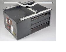 Quick-Sling Flush Mount Swivel w/H Bracket - Hang your Garage Heater Easy!
