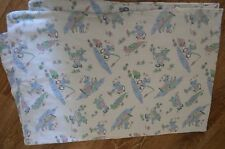 Housse couette soft sheet Les SCHTROUMPFS The Smurfs vintage TF1 set of bed