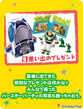 Re-Ment Disney Toy Story Buz Lightyear Birthday No. 8 NEW SALE
