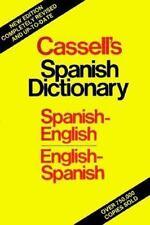Cassell's Spanish-English, English-Spanish Dictionary, Angel Garcia de Paredes,