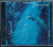 THURSTON MOORE MY CAT IS AN ALIEN CD F.C. SEALED