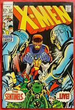 X-Men 57 Marvel Silver Age 1969 1st Alex Summers as Havoc The Sentinels