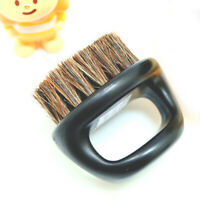 Barber Finger Ring Fade Brush & Beard Brush GI8