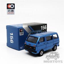 XCARTOYS 1:50 Tianjin Daihatsu Blue Model Car