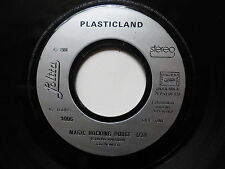 PLASTICLAND Magic rocking horse ( stereo / mono versions ) 1006 promo