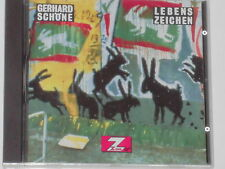 GERHARD SCHÖNE -Lebenszeichen- CD