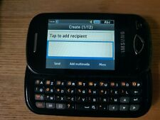 Samsung GT B3410 - Black (Unlocked) Mobile Phone