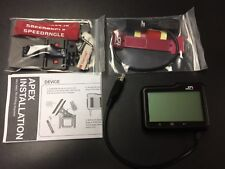 APEX SpeedAngle  S7i GPS 10Hz Lap Timers - Data Loggers - Lean Angle Recorders