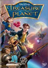 Treasure Planet (DISNEY DVD, 2003) NEW