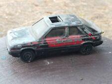Vintage Majorette Renault 11 #275 Die-cast Car Made In France 1/54 Scale