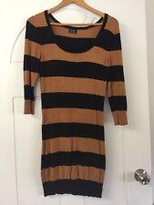 Bardot Women's Stripes Bodycon Dress