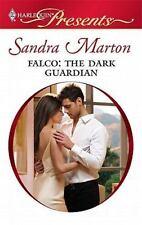 Falco: The Dark Guardian (Harlequin Presents), Sandra Marton, 037312953X, Book,