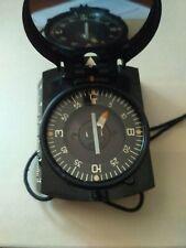 Adrianov Artillery Compass Original Russian Military Soviet Vintage