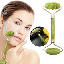 Natural Jade Roller Face Body Massage Tool Beauty Anti Aging Wrinkle Massager