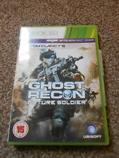 Xbox 360 Game Ghost Recon Future Soldier Tom Clancy 15+