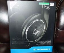 Sennheiser HD 598SR Over-Ear Black Headphones With Smart Remote - NEW
