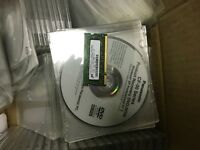 New Sealed Original Panasonic CF-30 MK2 Windows XP Pro Recovery DVD & Memory