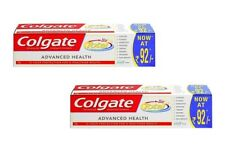 Colgate Total Advance Health Toothpaste - 120 gm x 2 Pack (Free shipping world)