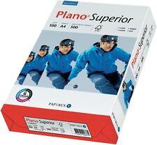 Kopierpapier A4 100g PLANO SUPERIOR 2.500 Blatt frei Haus in 48h Druckerpapier