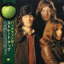 1 CENT CD Straight Up - Badfinger JAPAN IMPORT/OBI/MINI LP SLEEVE