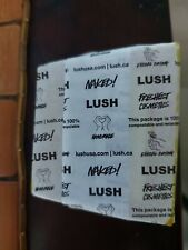 Organic Lemon Zest Soap Lush
