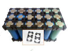 120pcs E-bike battery assemble li-ion 18650 battery holder case bracket 2P ABS