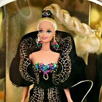 Classique Collection Midnight Gala Barbie Doll 1995 Mattel 12999 Abbe Littleton