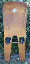 Vintage Valaqua Aquaplane Ski Board