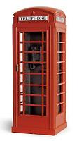 Peco LK-760 2 Telephone Kiosks O Gauge