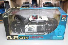 Jada 1:24 Scale Dub City Heat Series 2006 CHRYSLER 300C HIGHWAY PATROL