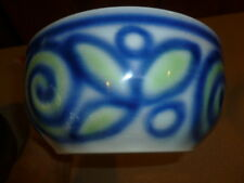 "Vintage Villeroy & Boch Wallerfangen Made In Saar-Basin BOWL 8"" Diameter"