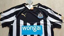 Puma neue Newcastle United Home Trikot Größe L Beflockung möglich