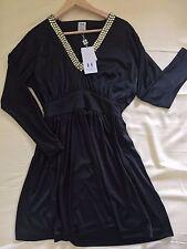 Halston Heritage Dress Black BNWT Size US 6