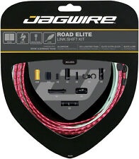 Jagwire Road Elite Link Shift Cable Kit SRAM/Shimano, Red