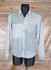 DESIGUAL Corte Normal Hombre Camisa Talla M