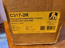 New Sid Harveys C317 2r Honeywell L8124a 1007 Triple Aquastat 120vac High Limit