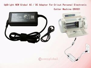 18V AC Adapter For Provo Craft cricut 6x12 cutter machine CRv001 CRvoo1 Charger