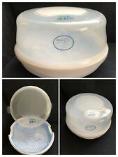 Philips Avent Microwave Steriliser For 4 Bottles Used But Clean Good Condition