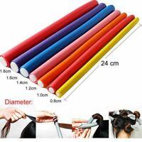 10Pcs/pack Fantastic DIY Curler Makers Soft Foam Bendy Curls Tool Hair Rollers